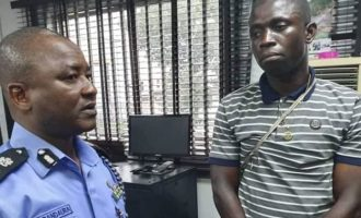 Police arrest Port Harcourt 'serial killer'
