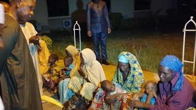 After deal with Masari, bandits release 30 persons in Katsina