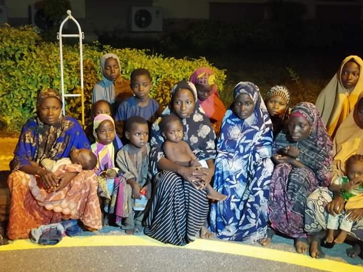 Image result for KATSINA SECURITY BANDITS RELEASE 30 PERSONS IN EXCHANGE FOR DETAINEES