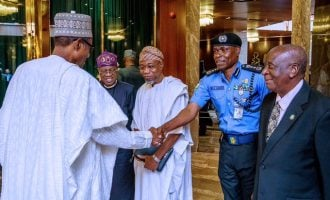Buhari asks police, PSC to work together on recruitment