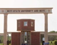 EKSU proscribes ALL labour unions, shuts institution over protest