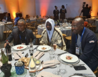 'Why single out Oby?' — how Twitter users reacted to Fayemi, el-Rufai's trips to SA