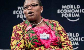 Oby Ezekwesili attending WEF on her own, says Buhari aide