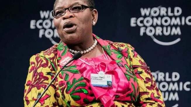Oby Ezekwesili attending WEF on her own, says Buhari aide