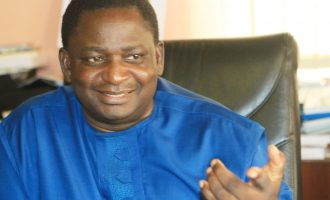 'Buhari won't address the nation today' — Femi Adesina counters PTF coordinator