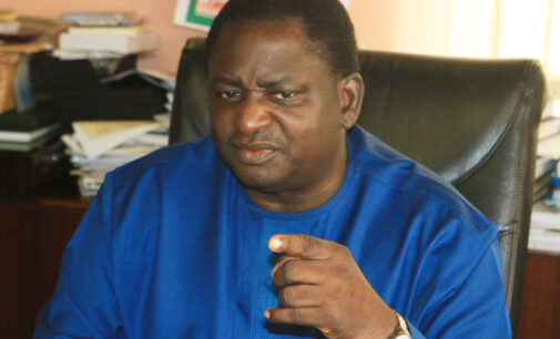 #RevolutionNow protesters are just irritants, says Femi Adesina