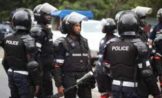 Three persons arrested for 'coup plotting' in Ghana