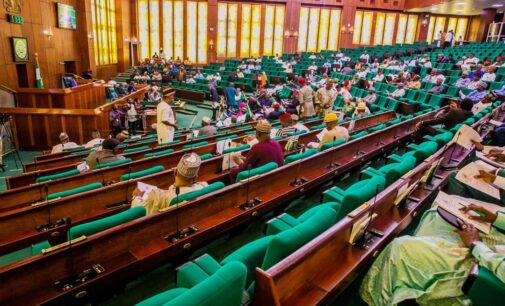 'We're getting broke' — house of reps seeks more allocation