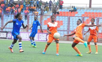 I'm satisfied with Sunshine Queens despite missing Super 4 ticket, says Wemimo Matthew