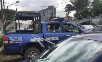 Police lay siege to CDHR premises, venue of pro-Sowore protest