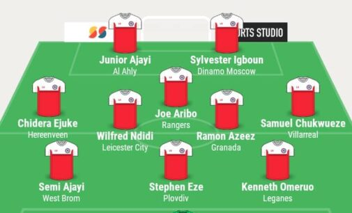 Aribo, Ajayi, Chukwueze… TheCable's team of the week