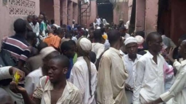 Chained persons freed as police 'rescue 300' at religious centre in Kaduna