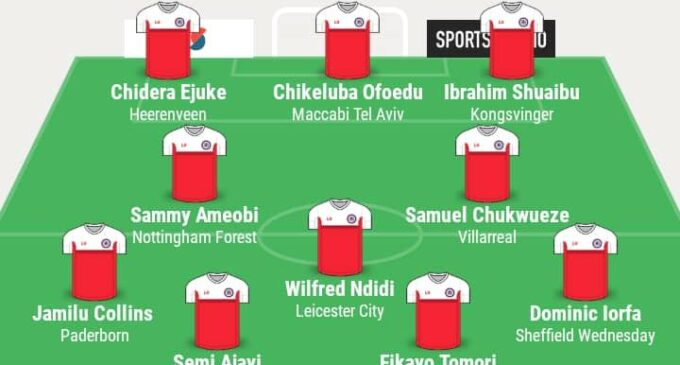 Akpeyi, Collins, Ndidi…TheCable's team of the week