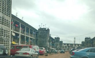PHOTOS: The deplorable state of police barracks, Ikeja