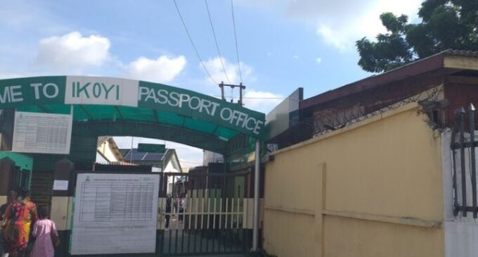 Immigration: 3,000 passports ready for collection at Ikoyi office