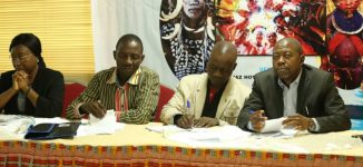 JODER trains journalists on peace building and conflict reporting