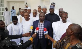 Lawan: We're hungry, thirsty to receive 2020 budget proposal