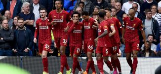 Liverpool maintain perfect start at Chelsea, ten-man Arsenal hurt Aston Villa