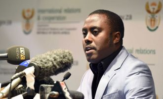 South African official accuses Nigeria of overreacting to xenophobic attacks