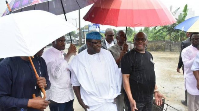No evidence Wike demolished any mosque, says Fayemi