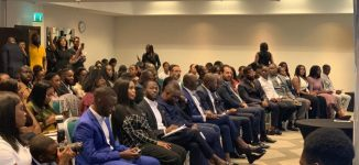 Africa's development focal point as Financial Times host Nigerian young professionals