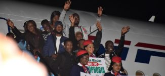 Second batch of Nigerian returnees depart South Africa