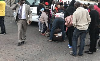 I don't want to lose my life, says Nigerian as he leaves SA over xenophobic attacks