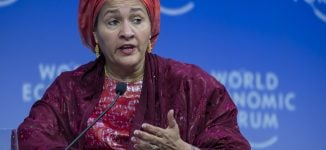 Amina Mohammed makes Forbes' '100 most powerful women in 2019' list