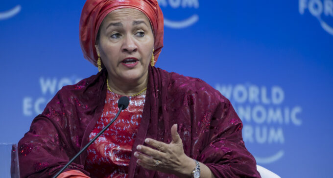 Amina Mohammed: Poverty declining in Africa but 428m people still trapped in it
