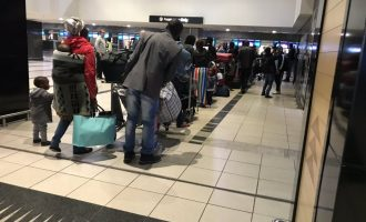Nigerians returning from SA airborne — after 7-hour delay