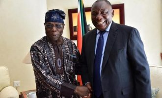 OBJ: South Africa is addressing xenophobia, I hope returnees will go back