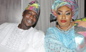 I've been unable to serve my wife divorce papers, Obasanjo's son tells court