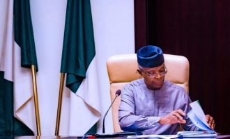 Vanguard apologises to Osinbajo over report on 'N90bn FIRS election fund'