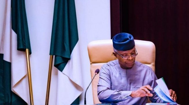 N90bn FIRS scandal: I'm ready to face trial –Osinbajo