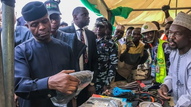 Osinbajo: APC will take 100m Nigerians out of poverty in 10 years (updated)