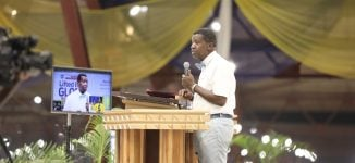 Adeboye shares his civil war experience in Nsukka