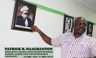 OBITUARY: Naagbanton, activist who sued Shell for pollution of Ogoni community and won