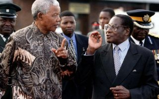 The life and times of Mugabe