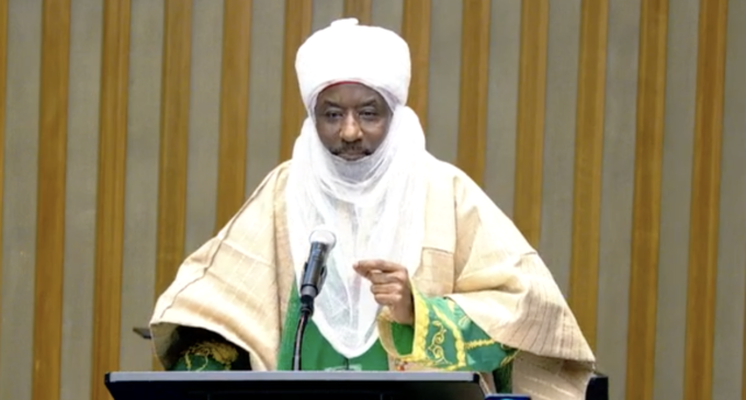 Sanusi: Fathers who send out their children as almajiris should be arrested