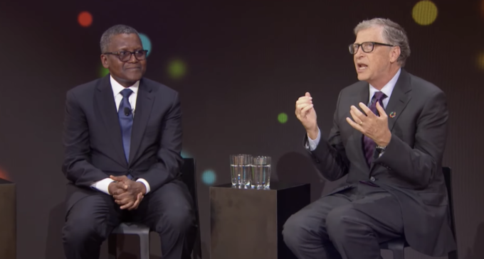 Bill Gates: The most surprising thing to me about Dangote