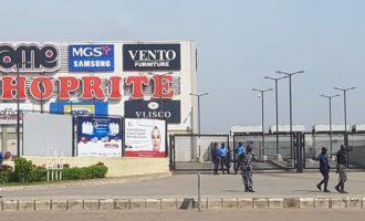 125 arrested for 'breaking into Shoprite' as IGP orders tight security around foreign businesses