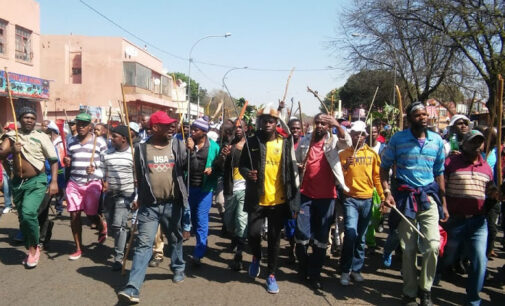 Four Nigerians injured as South Africa boils again