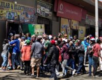 One killed in fresh outbreak of xenophobia in South Africa