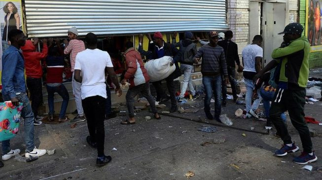 No fresh xenophobic attacks in South Africa, says high commissioner