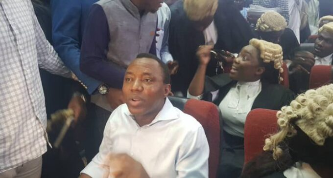 DSS rearrests Sowore — less than 24 hours after his release
