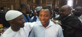 Judge: I'm concerned that no one is willing to stand as Sowore's surety