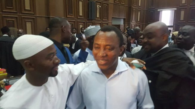 Judge: I'm concerned no one is willing to be Sowore's surety