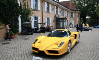 PHOTOS: Lamborghini, Ferrari, Bentley — the luxury cars Switzerland seized from Equatorial Guinea's VP