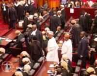 Proceedings at presidential tribunal stretch beyond 8 hours