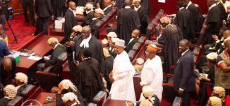 Judicial coup d'etat in Nigeria